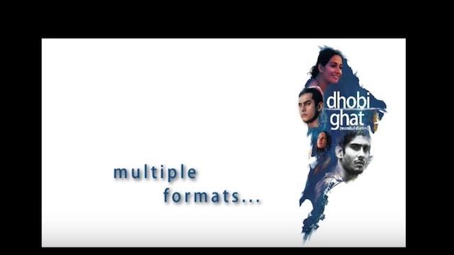 The Making of Dhobi Ghat (Mumbai Diaries)